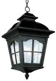 briarwood 23 75 hanging lantern 5426 bk the l outlet