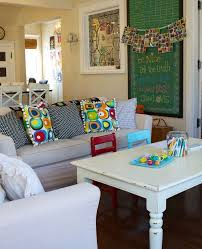 the house family room possible kid friendly living