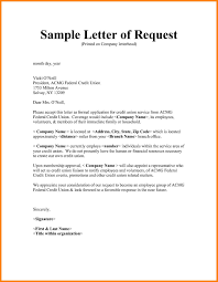 How To Write A Formal Letter Asking For Permission