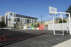 terrain de basket exterieur terrains d évolutions en extérieur alfortville