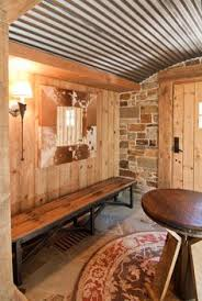 Image Result For Corrugated Metal Wall Ideas