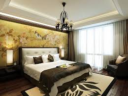 By International Custom Designs View In Gallery Sophisticated And Authentic Asian Themed Bedroom