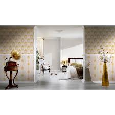 living walls vliestapete château floral geblümt mit blumen