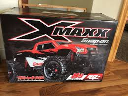 Traxxas X-Maxx 8S Blue Body For Sale | $0 Down - Buy Now Pay Later