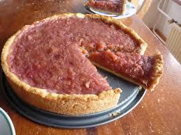rhabarber tarte endlich mal ein saurer kuchen ofenkante
