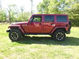 2009 Jeep Jk 4 Door - Texas Truck Works
