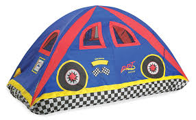 bed tent pacific play tents rad racer bed tent playhouse
