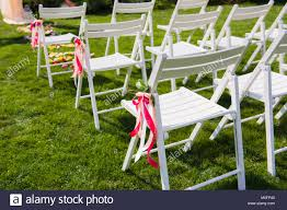 White Chairs For Guests Of Wedding Ceremony. Detail Of ... Stretch Cover Wedding Decoration For Folding Chair Party Set For Or Another Catered Event Dinner Beautiful Ceremony White Wooden Chairs Details About Spandex Chair Covers Stretchable Fitted Tight Decorations 80 Best Stocks Of Decorate Home Design Hot Item 6piece Ding By Mainstays Patio Table Umbrella Outdoor Amazoncom Doll Beach Lounger Dollhouse Interior Decorated With Design Fniture Folding Chair Padded Chairs Round Tables White Roof Hfftlh Adjustable Padded Headrest Black Flocking Cover Tradeshow Eucalyptus Branch Natural Aisle