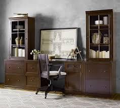 Logan Small fice Suite with File Cabinets