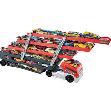 Hot Wheels Mega Hauler Truck - Walmart.com Diecast Toy Snow Plow Models Mega Matchbox Monday K18 Articulated Horse Box Collectors Weekly Peterbilt Tanker Contemporary Cars Trucks Vans Moosehead Beer Matchbox Kenworth Cab Over Rig Semi Tractor Trailer Just Unveiled Best Of The World Premium Series Lesney Products Thames Trader Wreck Truck No 13 Made In Amazoncom Super Convoy Set 4 Ton Fire Sandi Pointe Virtual Library Collections Buy Highway Maintenance 72 Daf Xf95 Space Jasons Classic Hot Wheels And Other Brands 1986 Mobile Crane Dodge Crane 63 Metal