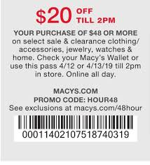 Macy S Gift Card Promo Code - Gift Ideas