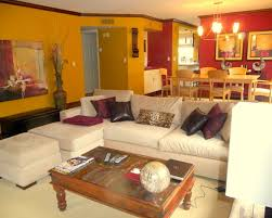 Brown Carpet Living Room Ideas by Living Room Marvelous Living Room Among Yellow Wall Red Wall