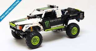 Monster Energy Baja Truck Recoil « Nico71's Creations