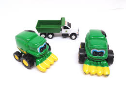 100 John Deere Toy Trucks JOHN DEERE By ERTL Licensed Product Collection Includes A Etsy