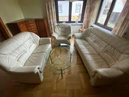 sofa 3 teilig wohnzimmer stube