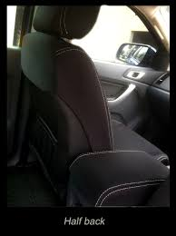 Ford Ranger Neoprene Seat Covers | | Car Seat Covers Direct