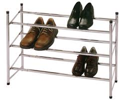 metal shoe rack uk