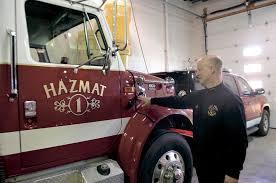 100 Hazmat Truck Orders New Truck News Sports Jobs Messenger News