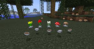 Pumpkin Pie Farm Minecraft by 1 1 Newnature V1 1 New Plants Flowerpots Compost New Ores And