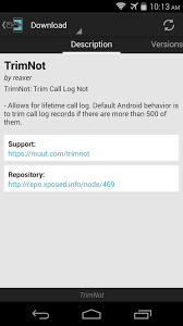 How to Get an Unlimited Call Log on Your Nexus 5 or Other Android