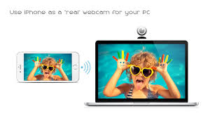 iVCam Use iPhone iPad as a webcam for PC