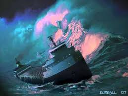 Edmund Fitzgerald Sinking Location by Gordon Lightfoot The Wreck Of The Edmund Fitzgerald Youtube