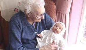 The Positive Effect Of Therapy Dolls For Dementia DailyCaring