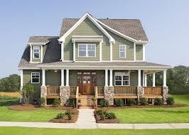 Farmhouse Houseplans Colors 187 Best House Plans Images On Pinterest Acadian Homes