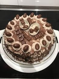 kinderschokolade kuchen rezepte chefkoch