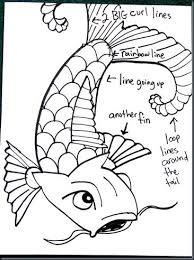 Drawn Koi Art Class 2