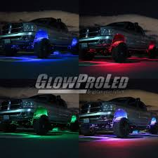 RGB BLUETOOTH LED ROCK LIGHTS – GlowProLEDLighting 8pc Truck Bed Light Kits Find The Best Price At Ledglow Led Bars Canton Akron Ohio Jeep Off Road Lights Led Lighting Pleasant For Trucks Headlights Fancy Truck Changes The With Music Bar Curved 312w 54 Inches Bracket Wiring Harness Kit For 12 Inch 324w Flood Spot Combo Car 10 Purple Cars Interior This Is Freakin Awesome With Strips Diy Howto Youtube 2x Red Strobe Flashing Breakdown Recovery Lorry Hella Full Rear Combination Lamp How A Brightens 1963 Intertional 2pcs 18w Flood Beam Led Work Light 12v 24v Offroad Fog Lamp Trucks