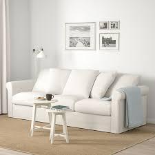 grönlid 3er sofa inseros weiß ikea schweiz