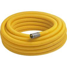 drain agricole jaune diam 50 mm l 0 11 m leroy merlin