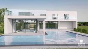 visite virtuelle maison moderne clé sur porte visite virtuelle mc 516 par maisons compère