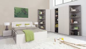 coiffeuse pour chambre meuble coiffeuse pour chambre adulte bois gris design contemporain