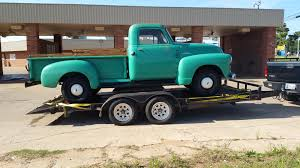 1954 Chevrolet Stepside Pickup Truck | Alan Claydon Classic Car ...