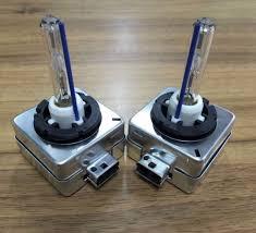 audi a4 b7 brand new hid xenon headlight bulbs d1s blue 8000 k