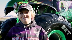 Meet Grave Digger's First Female Driver — Krysten Anderson - YouTube Not Ready To Be A Fulltime Parent Foster Petthursday Kiss Monster Jam Mpls Dtown Council Worlds Youngest Pro Female Truck Driver 19year Old Funky Polkadot Giraffe Monster Jam Returns To Angel Stadium Of First Female Grave Digger Driver With Comes Des Moines Wkforit Apparel Featured Athletes Pedal The Metal Arc Magazine The No Joe Schmo Rosalee Ramer Women Drivers Bsmaster Builds Her Own Rides Youtube