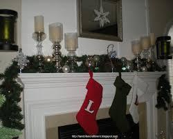 Hobby Lobby Pre Lit Xmas Trees by Land Of Encraftment Christmas Mantel 2012