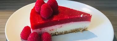 leichte himbeer joghurt torte zuckerbuntesleben
