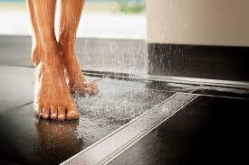 non slip floor tiles for safe stylish bathroom design