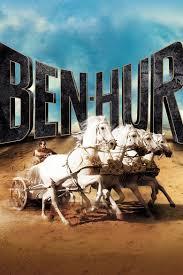Ben Hur 1959 Film Movie Poster