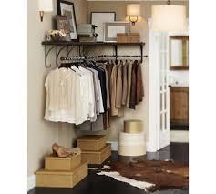 New York Shelf Clothes Rack