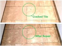 floor tile repair how to repair cracked grout in your tile floor