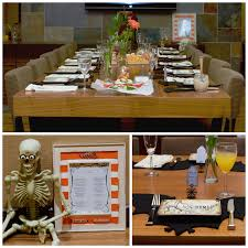 Spooky Halloween Tombstone Names by A Wicked Dinner Party Twinspirational