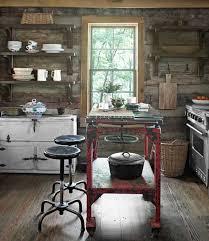 Log Cabin Kitchen Island Ideas by 32 Simple Rustic Homemade Kitchen Islands Homemade Kitchen