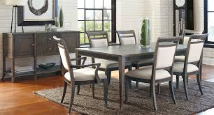100 Urban Retreat Furniture Rectangular Dining Room Set Sumatra