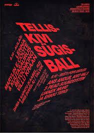 Cool Type Poster Design