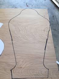 Diy Halloween Tombstones Plywood by Diy Chalkboard Tombstones Pb Knock Off Free Template