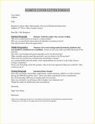 Biology Cover Letter Inspirational For Clinical Research Associate Unique Resume Writing